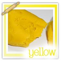 Yellow themed playdough activities