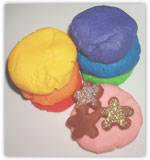 Playdough activity ideas for children and adults
