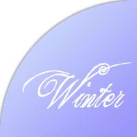 Winter themed playdough activities