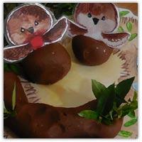 Twiggy bird nest playdough activity page