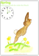 Leap forward with the clocks this March