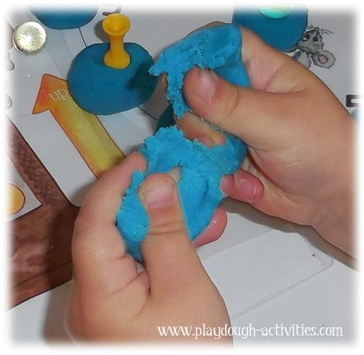 playdough activities for all ages