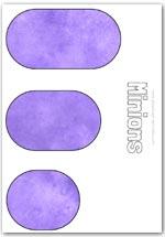 Purple Minion bodies to decorate