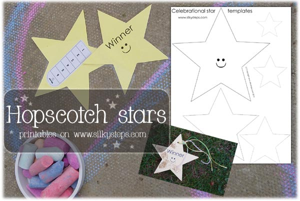 Star templates to print and make