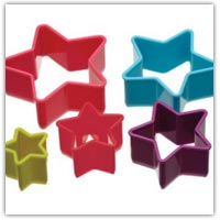 Buy star shaped dough cutters on Amazon.co.uk
