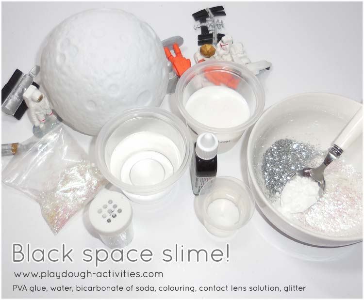 Recipe for slime using contact lens solution no borax ingredients to make slime ccuart Choice Image