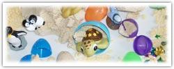 Egg hatchlings playdough activity