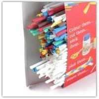 Buy paper art straws on amazon.co.uk