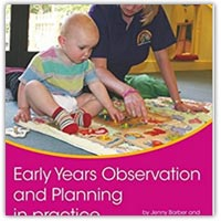 Observation and planning in Early Years settings