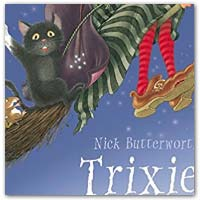 Buy Trixie the Witch's Cat on amazon.co.uk