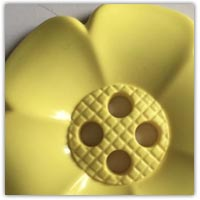 Buy flower shaped buttons on amazon.co.uk