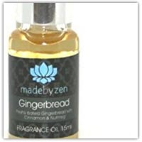 Buy gingerbread scented fragrance oil on amazon.co.uk
