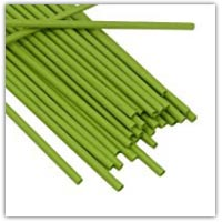 Buy green paper straws on amazon.co.uk