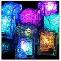 Buy LED light up ice cubes on amazon.co.uk