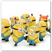 Buy mini minion figures to count on amazon.co.uk