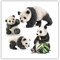 Find a whole family of panda family members on Amazon.co.uk