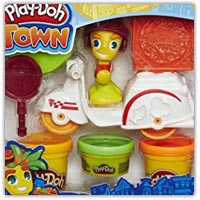 Buy the Play-Doh pizza delivery toy on amazon.co.uk