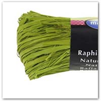 Buy green raffia paper on amazon.co.uk