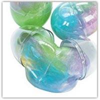 Buy slime filled plastic eggs on Amazon.co.uk
