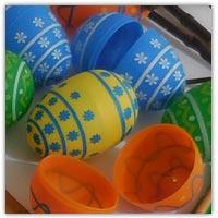 Buy plastic opening eggs on Amazon.co.uk