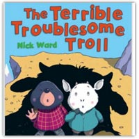 Buy The Terrible Troublesome Troll picture storybook on amazon.co.uk