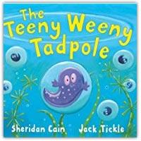 Buy the Teeny Weeny Tadpole preschool storybook on amazon.co.uk