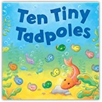 Buy the Ten Tiny Tadpoles preschool storybook on amazon.co.uk