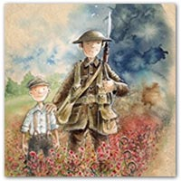 Storybook: Where the poppies now grow on amazon.co.uk