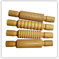 Buy wooden rolling pins on amazon.co.uk