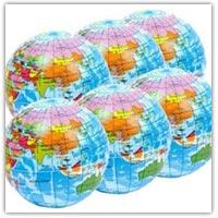 Buy small world atlas - foam balls