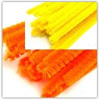 Yellow and orange craft stems on Amazon.co.uk
