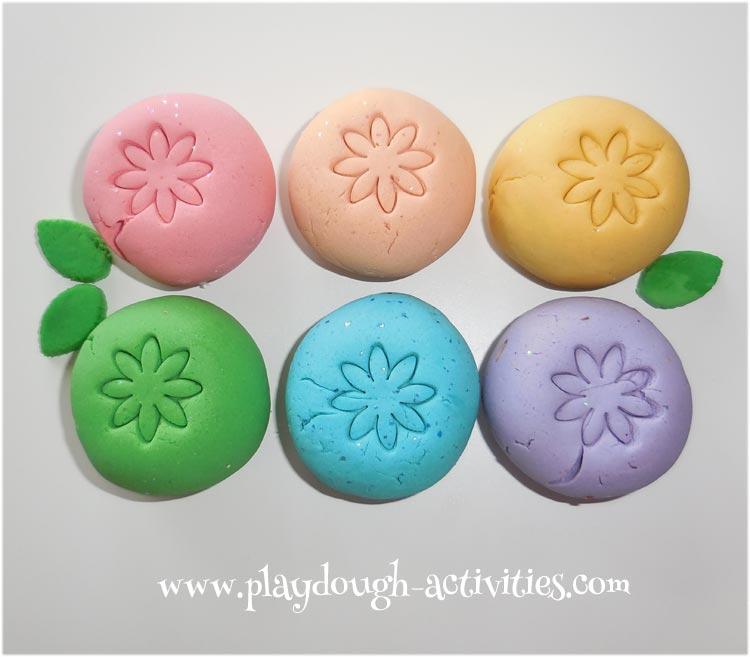 playdough ideas creations mats and activities