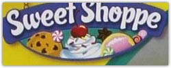 Play doh sweet shoppe themed creative activity sets